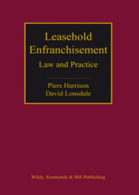 Leasehold Enfranchisement: Law and Practice