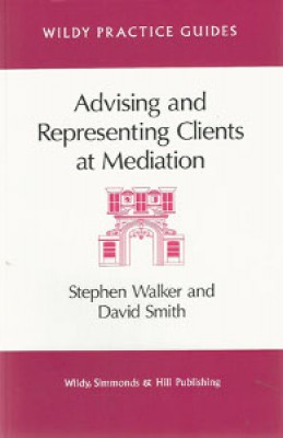 Advising and Representing Clients at Mediation (Wildy Practice Guide)