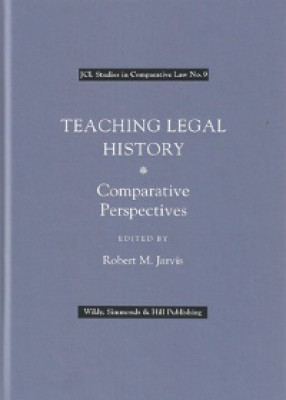 Teaching Legal History: Comparative Perspectives