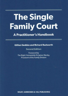 Single Family Court: A Practitioner's Handbook (2ed)