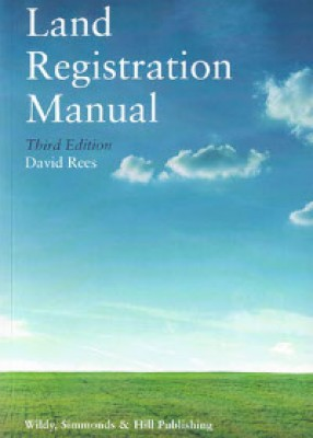 Land Registration Manual (3ed)