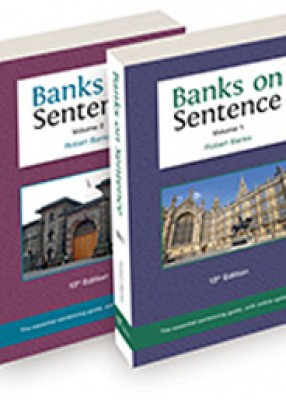 Banks on Sentence (13ed) (2 Volume Set)