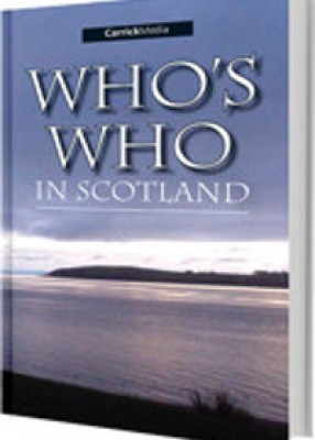 Who's Who in Scotland 2018