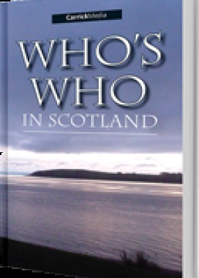 Who's Who in Scotland 2020