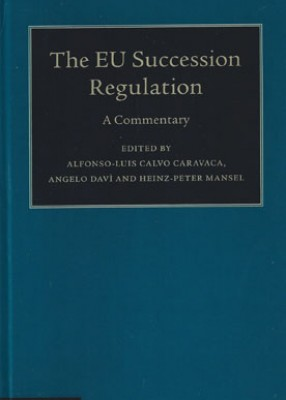 The EU Succession Regulation