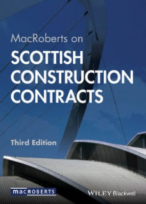 MacRoberts on Scottish Construction Contracts (3ed)