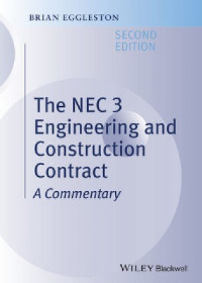 NEC3 Engineering and Construction Contract: A Commentary (Paperback) (2ed)