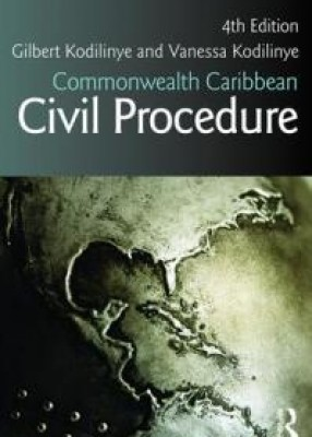 Commonwealth Caribbean Criminal Practice and Procedure (4ed)