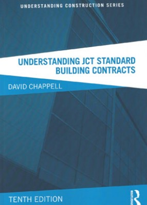 Understanding JCT Standard Building Contracts 10th ed