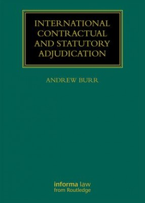 International Contractual and Statutory Adjudication