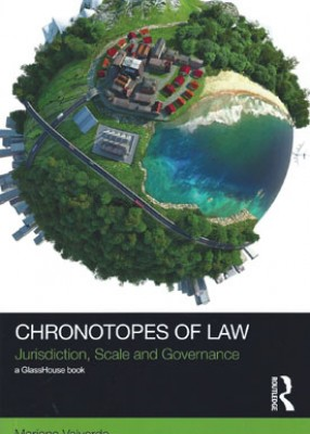 Chronotopes of Law: Jurisdiction, Scale and Governance (pb)
