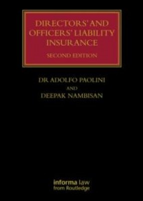 Directors and Officers Liability Insurance (2ed)