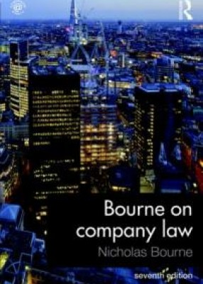 Bourne on Company Law (7ed)