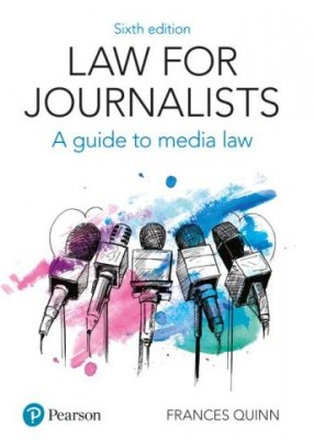 Law for Journalists (6ed)