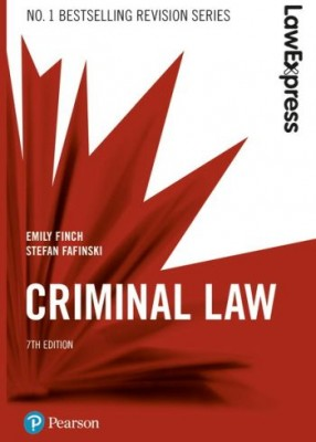 Law Express: Criminal Law (7ed)