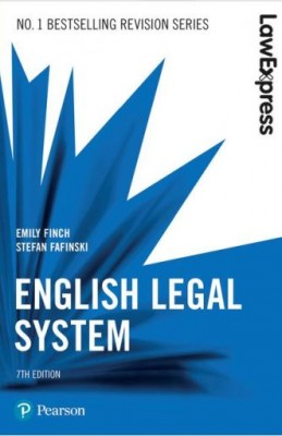 Law Express: English Legal System (7ed)