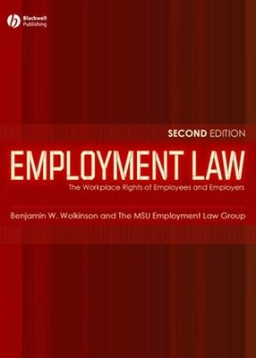 Employment Law: Workplace Rights of Employess and Employers (2ed)