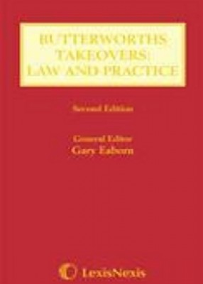 Takeovers: Law and Practice (2ed)