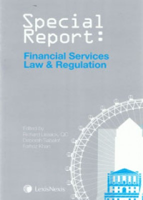 Special Report: Financial Services Law and Regulation