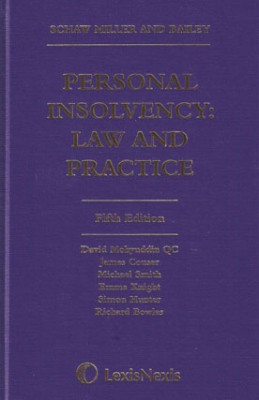 Personal Insolvency: Law and Practice (5ed)