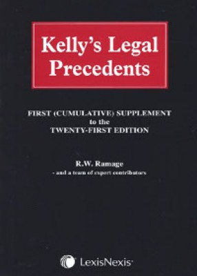 Kelly's Legal Precedents (21ed 1st Supplement)(Formerly Kelly's Draftsman)