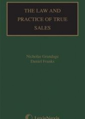 Law and Practice of True Sale