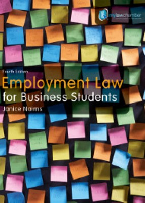 Employment Law for Business Students (4ed)