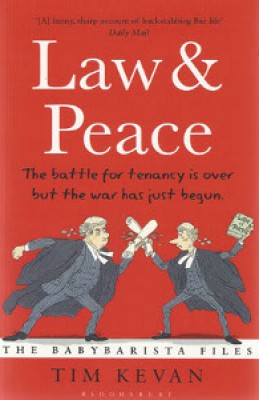 Law & Peace: The Babybarista Files