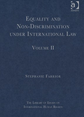 Essays on International Human Rights: Equality and Non-Discrimination under International Law (volume 2)