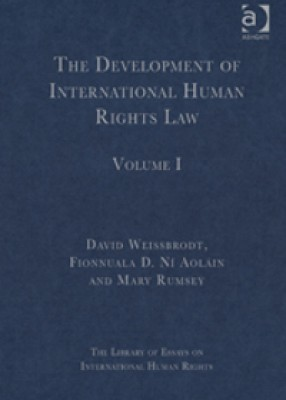 The Development of International Human Rights Law (volume 1)