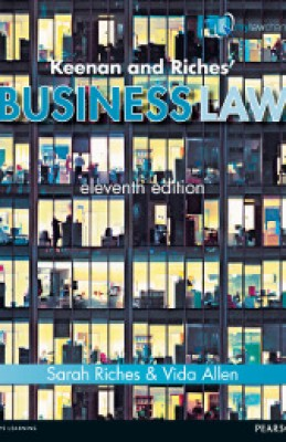 Keenan & Riches' Business Law (11ed)