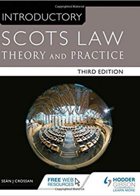 Introductory Scots Law: Theory & Practice (3ed)
