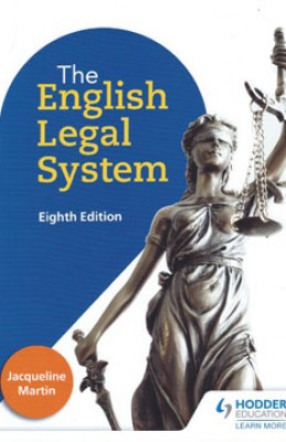 English Legal System (8ed)