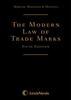 Modern Law of Trade Marks (5ed)