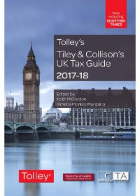 Tiley and Collison's UK Tax Guide 2018-2019 (35ed)