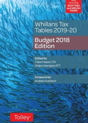 Whillan's Tax Tables 2019-20 (Budget edition)