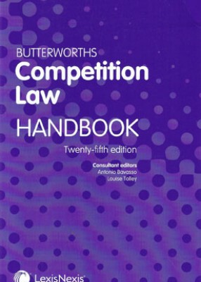 Butterworths Competition Law Handbook (25ed)