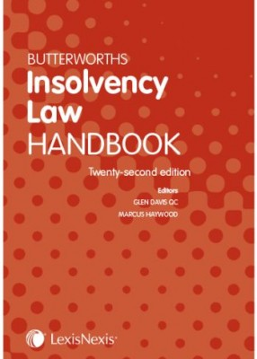 Butterworths Insolvency Law Handbook (22ed)