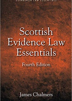 Evidence Law Essentials (4ed)