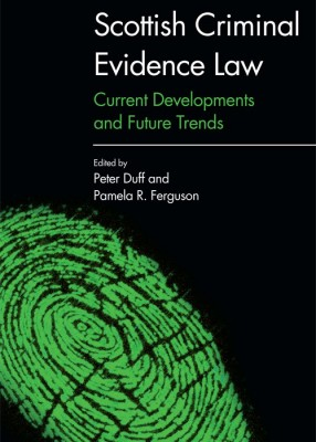 Scottish Criminal Evidence Law (Pb)