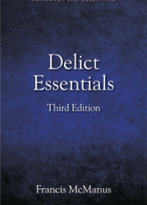 Delict Law Essentials (3ed)
