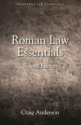 Roman Law Essentials (2ed)