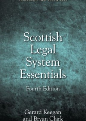 Scottish Legal System Essentials (4ed)