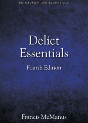 Delict Essentials (4ed)