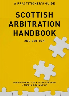 Scottish Arbitration Handbook (2ed)