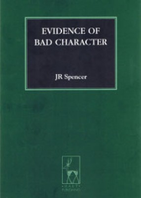 Evidence of Bad Character (3ed)