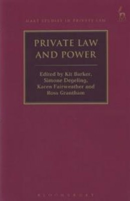 Private Law and Power