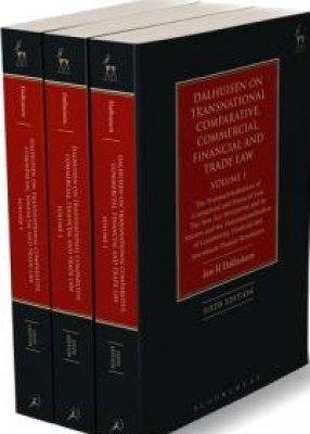 Dalhuisen's Transnational, Comparative Commercial, Financial and Trade Law (6ed) 3 Volume Boxed Set