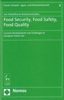 Food Security, Food Safety, Food Quality