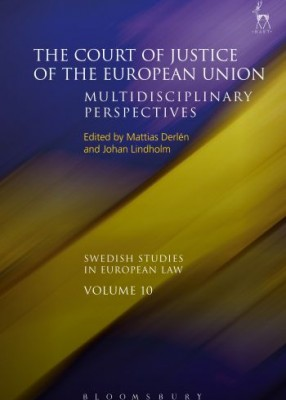 Court of Justice of the European Union: Multidisciplinary Perspectives